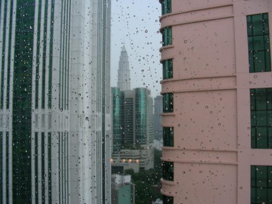The Ritz-Carlton, Kuala Lumpur: Room 1805 view