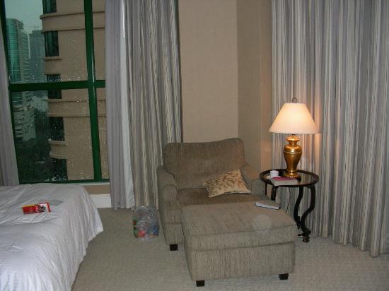 The Ritz-Carlton, Kuala Lumpur: Bedroom