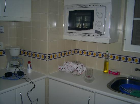 Vilabranca Apartments: Kitchen Area