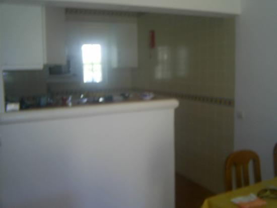 Vilabranca Apartments: kitchen area