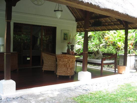Plataran Canggu Resort & Spa : veranda