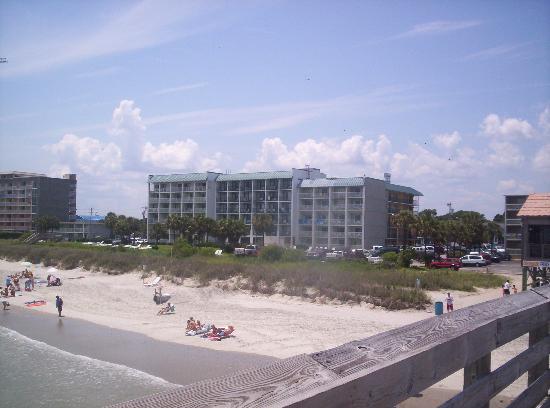 Bermuda Sands Hotel Myrtle Beach South Carolina
