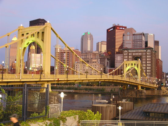 Roberto Clemente Bridge (Sixth Street Bridge)