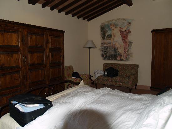 Palazzo Brandano: Our room