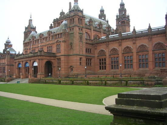Glasgow, UK: Kelvingrove Museum
