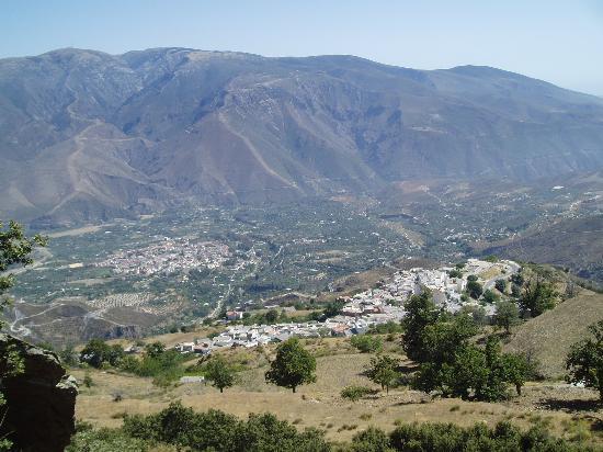 El Cielo de Canar : view from terrace