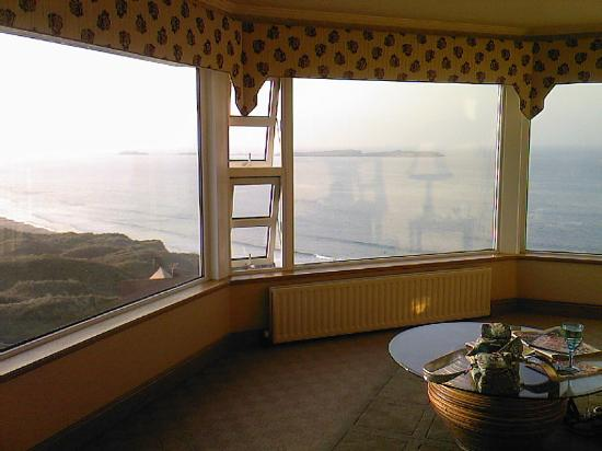 Royal Court Hotel : View from the Bushmills Suite living room windows