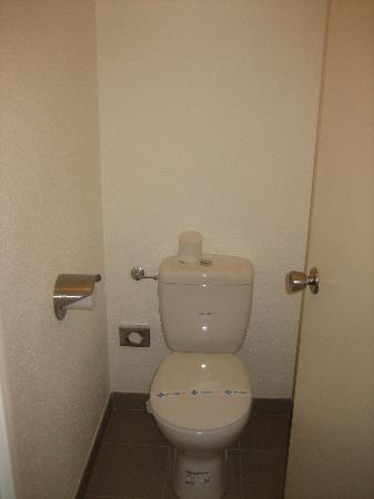 Novotel Biarritz Anglet : The WC