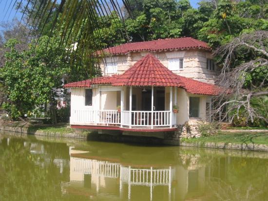 Варадеро, Куба: Restaurant du Parc Josone