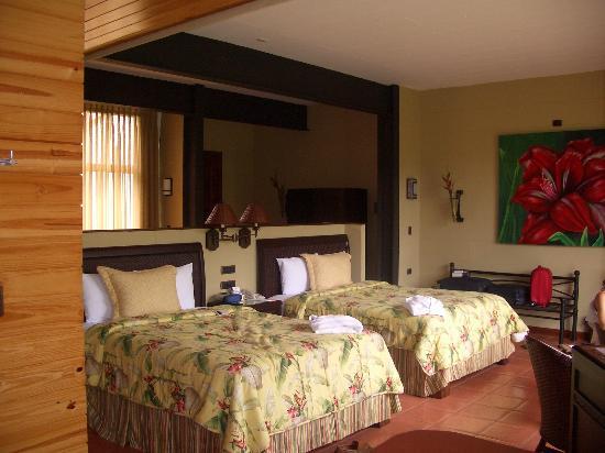 Arenal Kioro Suites & Spa : Habitacion
