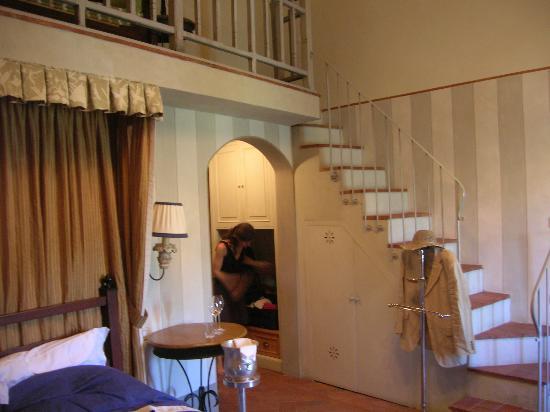 Villa Bordoni: Our room
