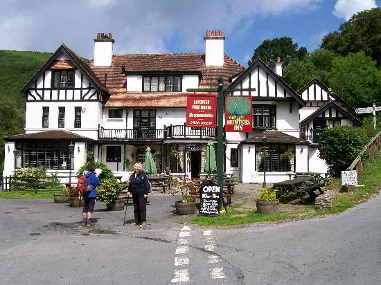Mill Park Touring Caravan & Camping Park: Hunters Inn