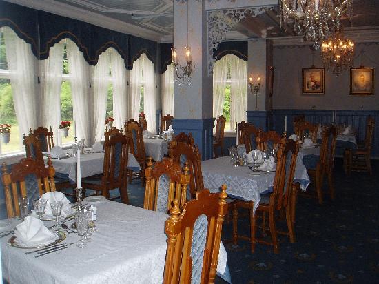 Hotel Union Oye : Dinner restaurant