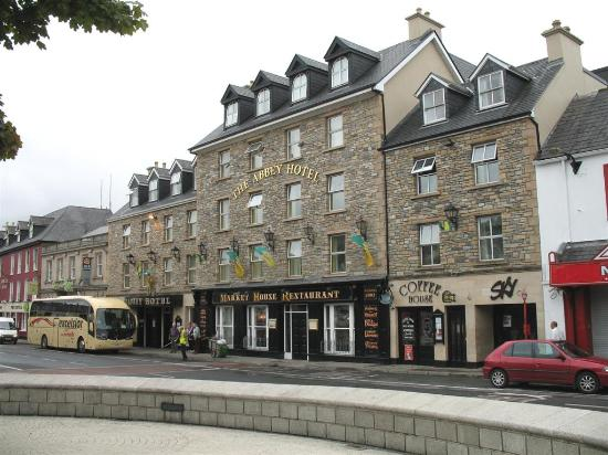 Abbey hotel picture of the abbey hotel donegal town tripadvisor for Hotels in donegal town with swimming pool