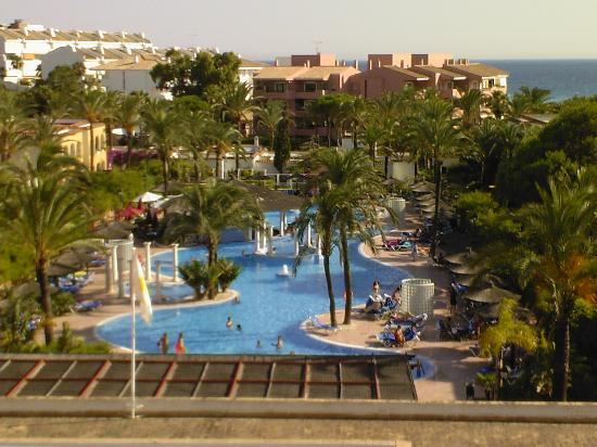 Melia Atlanterra : ROOM VIEW