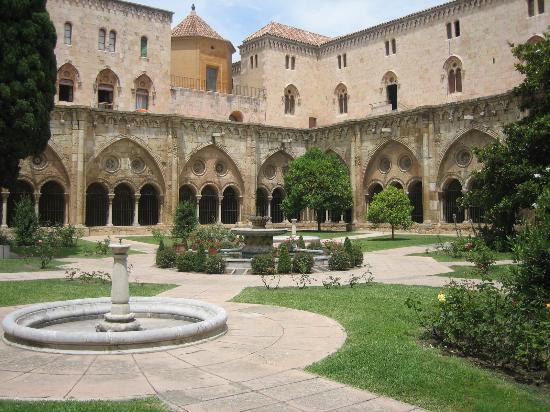 Tarragona, Spain: cathedral