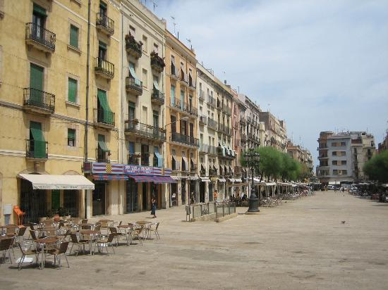 Tarragona, Spain: Pla del la Font