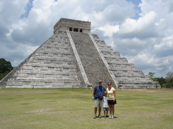 Xpu-Ha, Mexique : Chichen Itza
