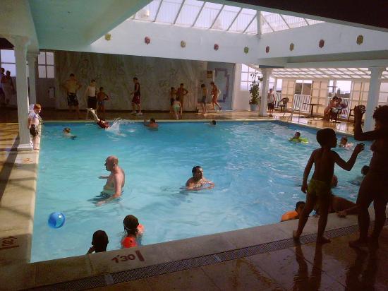 Piscina en la 7u00aa planta: fotografu00eda de Magic Cristal Park Hotel ...