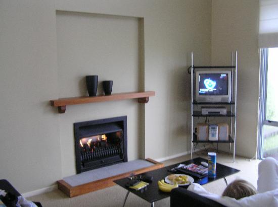 Ramada Resort Rotorua Marama: Living Room