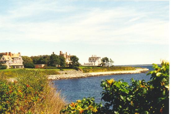 Rhode Island - mansions