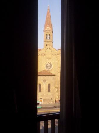 Pancioli Majestic Hotel : Room with a view...