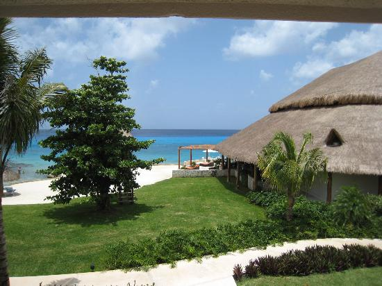 Presidente Inter-Continental Cozumel Resort & Spa: View from Room 5204