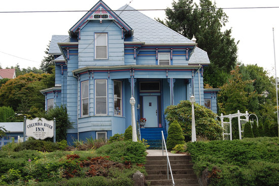 Columbia River Inn Bed and Breakfast: Columbia River Inn, Astoria, Oregon