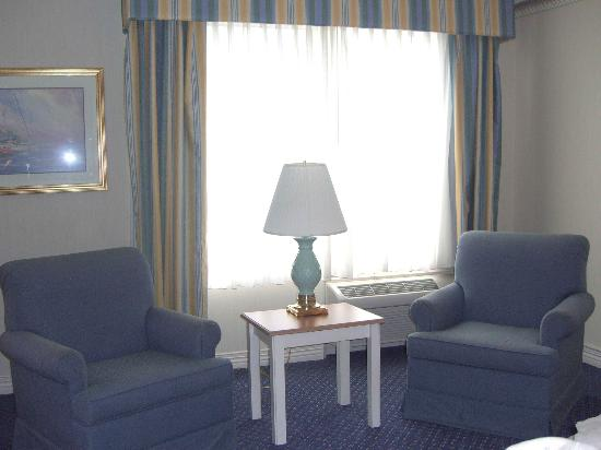Four Points by Sheraton Eastham Cape Cod : Sitting area
