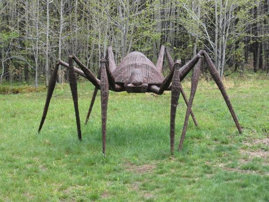 Griffis Sculpture Park: 5