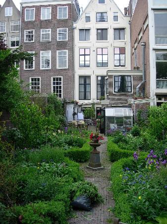 Hotel Keizershof: Private Hotel Garden