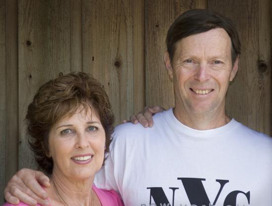 Beaver Lodge: Nick & Lynda