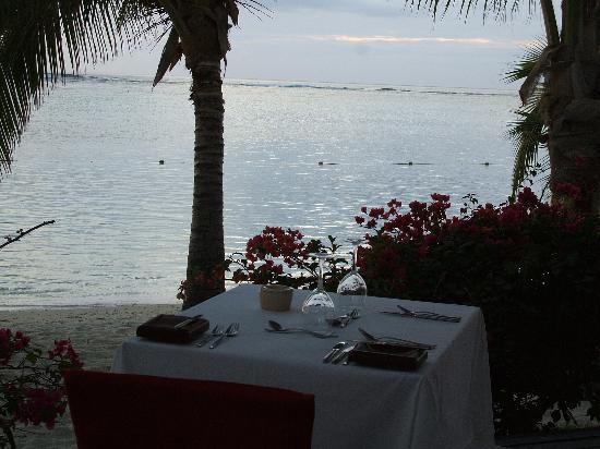 LUX* Le Morne: le provence restaurant