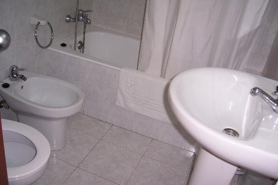 Hotel Teremar : Baño