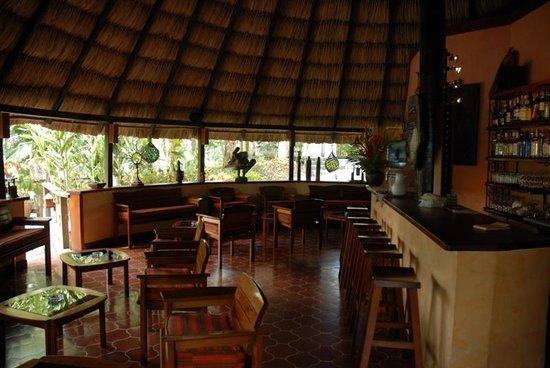 The Lodge at Chaa Creek: The Bar @ Chaa Creek