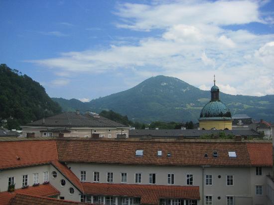 Altstadthotel Kasererbräu: view from balcony