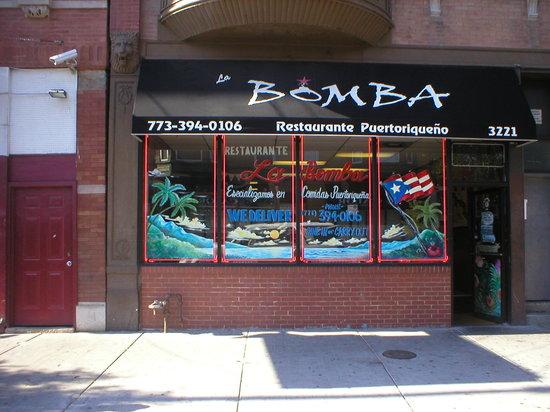 La Bomba Puerto Rican Restaurant