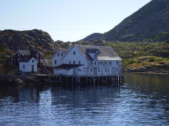 Kabelvag, Norvegia: Skrova