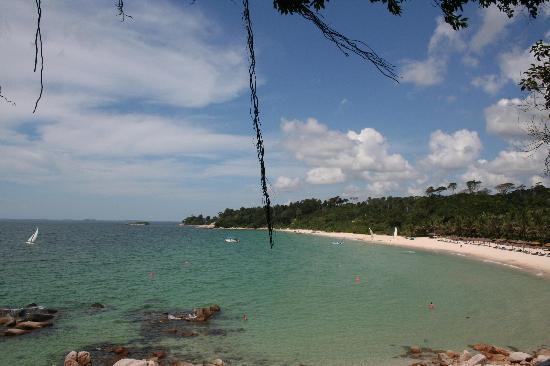 Club Med Bintan Island: plage3