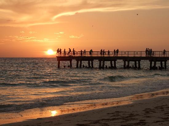Sunset at Holmes Beach, Anna Maria Island