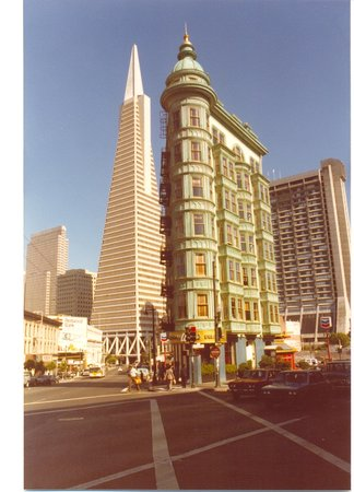 California: Frisco, Pyramid Tower
