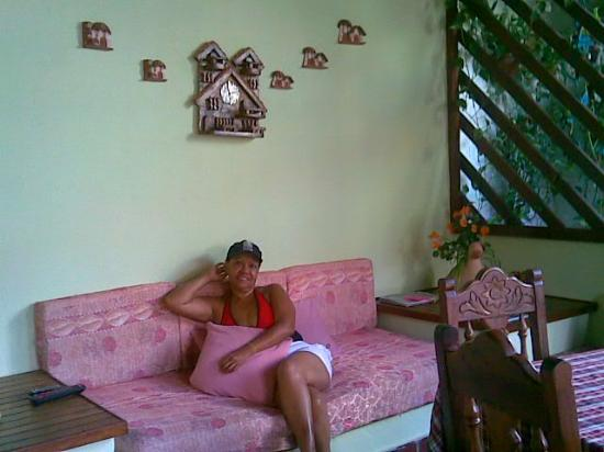 Isla El Gran Roque, Venezuela: La sala