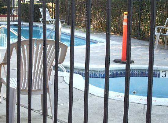 Bakersfield Inn : pool