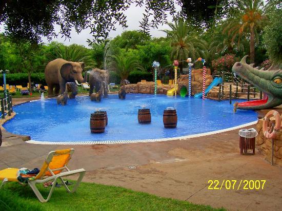 Cambrils Park Resort: Kindererlebnis Pool