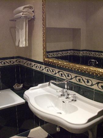 Hotel Residence Green Lobster: Bathroom