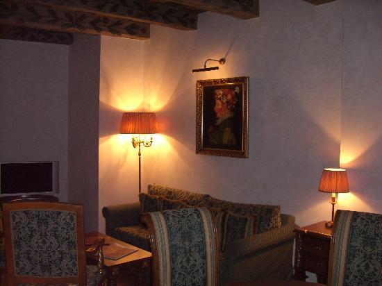 Residence Green Lobster: Lounge