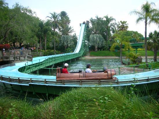 The flume- Busch Gardens - Picture of Busch Gardens, Tampa - TripAdvisor