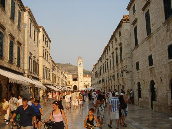 Hotel Bellevue Dubrovnik : Old city