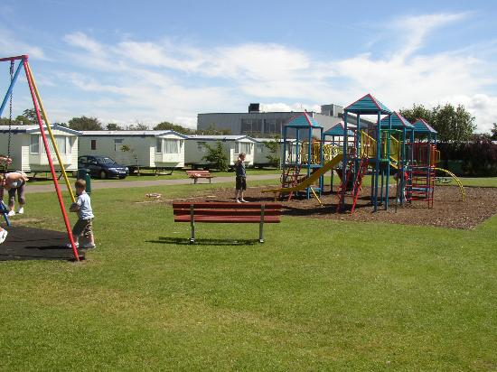 Stanwix Park Holiday Centre: The Children's Play Area