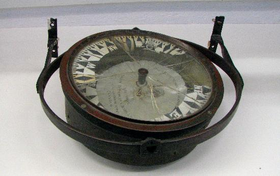 Museo Marítimo Nacional: Navigation tool